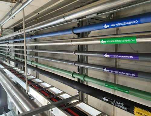 Pipework Rack Design & Install